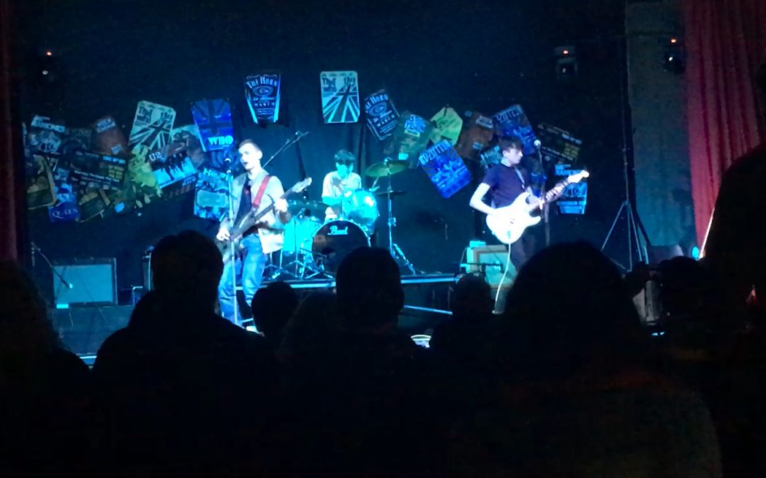 Marlborough Science Academy Battle of The Bands 2019